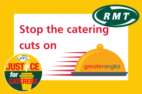 Stop the catering cuts on Greater Anglia