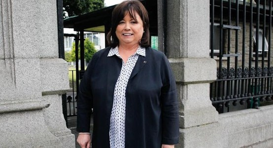 From Boom to Bust ! Mary Harney does not deserve to be honored.