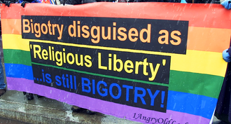 Tell Obama: Anti-LGBT religious exemptions are wrong and immoral