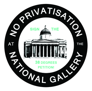 No Privatisation at National Gallery