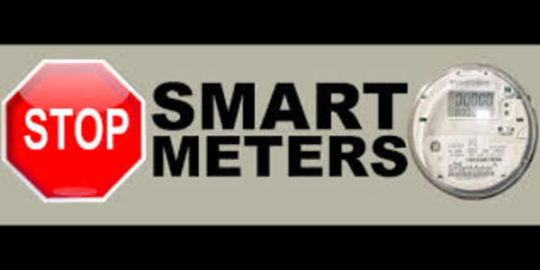 WE DO NOT CONSENT TO THE ROLL OUT OF SMART METERS IN THE UK
