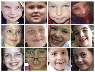 Newtown children