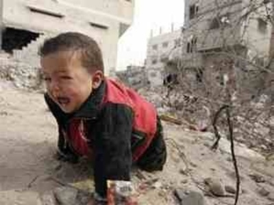 Sanction Israel for crimes against humanity