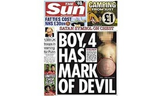 Take action against The Sun Newspaper