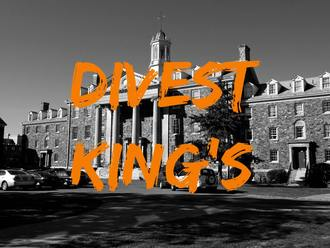 Divest the University of King's College Endowment from Fossil Fuels