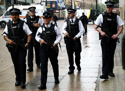 Stop the Scottish police routinely carrying firearms