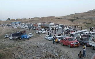 Send Urgent Aid and Vital Self Defence Materials to the Yazidi People of Iraq