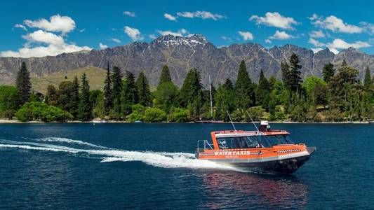 Keep the Wakatipu Ferry on the water