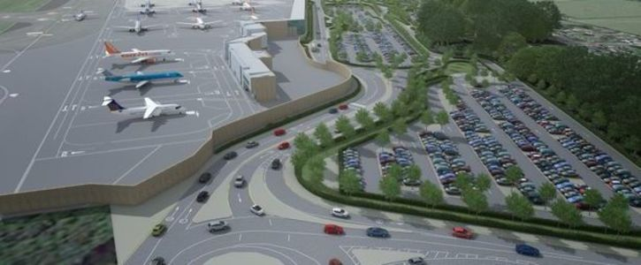 Bristol City Council debate about the expansion of Bristol Airport