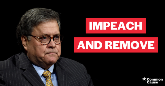 Attorney General Barr is unfit for office