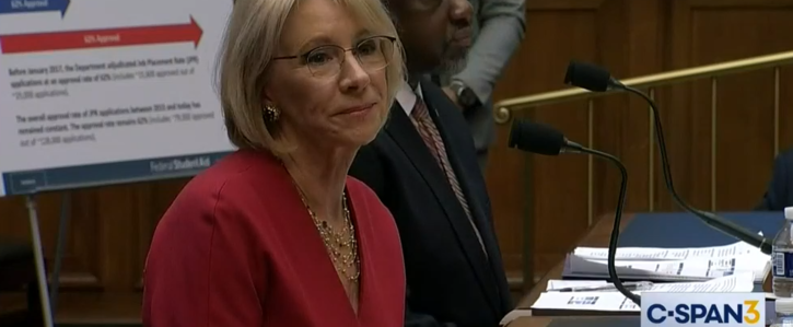 Stop Betsy DeVos' attack on scammed students