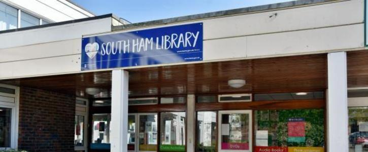 Save South Ham Library