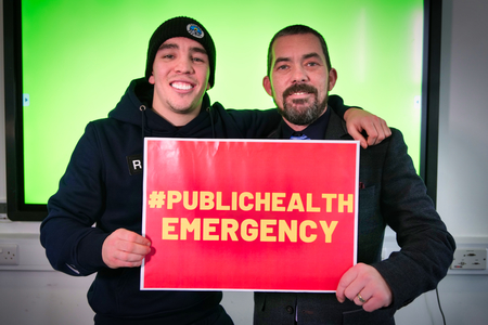 Declare a Public Health Emergency on Suicide