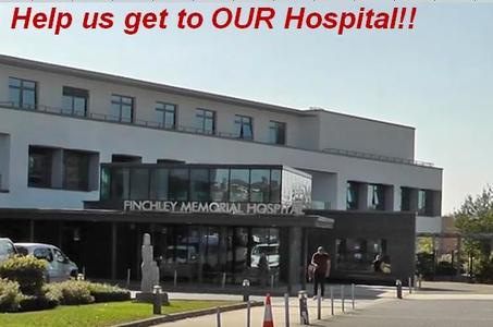 Help us get to OUR Hospital
