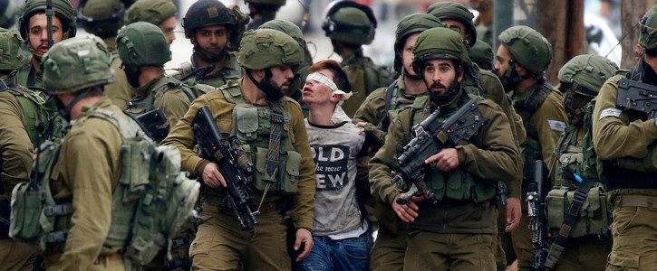 End the detention and abuse of Palestinian children