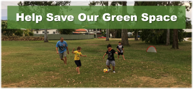Save the Mount Gravatt Green Space