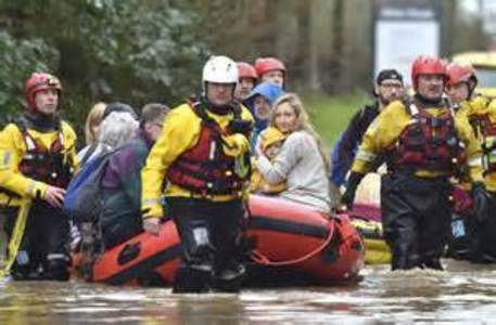 Stop HS2 and spend the money on flood defences.