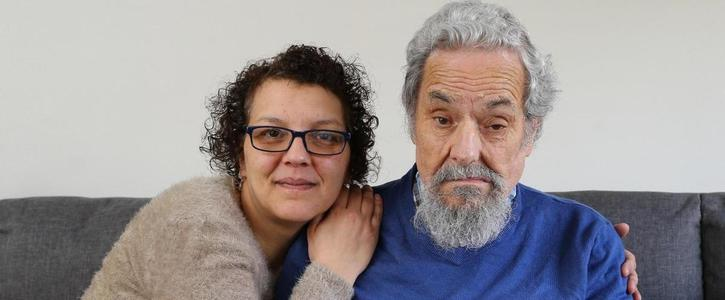 Allow 83 Year old Chilean man to remain in the UK with his British daughter