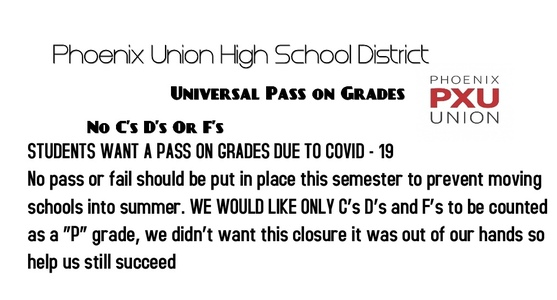 Universal Pass for Grades (2nd semester)