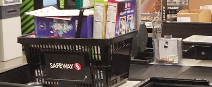 Hazard pay for Safeway/Albertsons employees