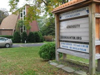 Divest the Unitarian Universalist Congregation of Binghamton from Fossil Fuels