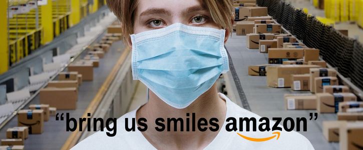 COVID-19: Amazon, Please Extend Paid Sick Coverage To All Your Fulfillment Workers