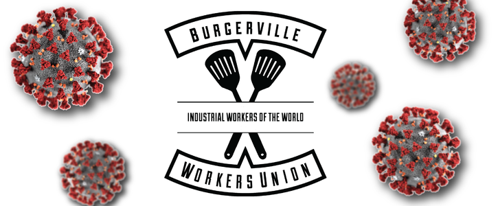 Burgerville workers need Covid-19 Protections NOW