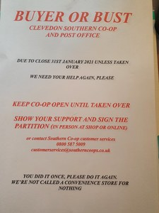 Save the Co-op in Clevedon