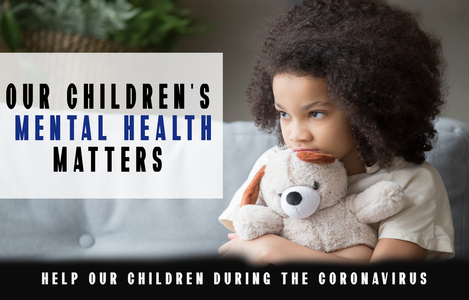 Help children during Coronavirus outbreak have mental stability in New York State.