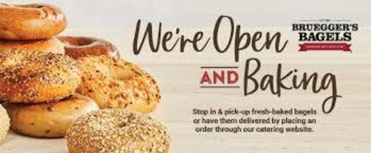 Bruegger's Bagels Provide Emergency Paid Leave and Meet with Your Workers