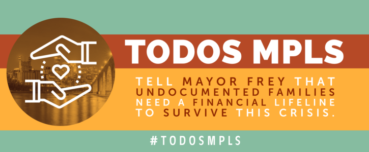 #TODOSMPLS: Minneapolis residents left behind need at least 3.5 to 5 million dollars!