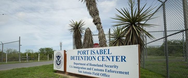 Release Endangered Asylum Seekers at the Port Isabel Detention Center, Texas