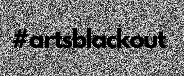 #ARTSBLACKOUT - Boycott the COVID-19 Art Schemes, Demand Support for Every Arts Worker