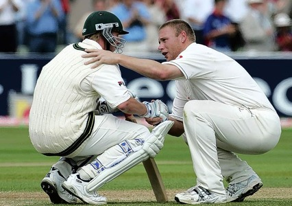 Replay the 2005 Ashes series on free to view TV during lockdown