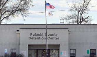 COVID19 outbreak at Pulaski County Detention Center