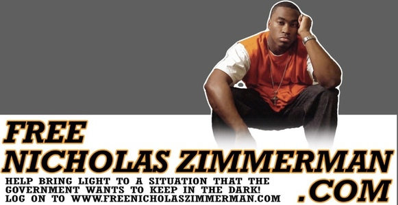 The Petition to FREE Nicholas Zimmerman