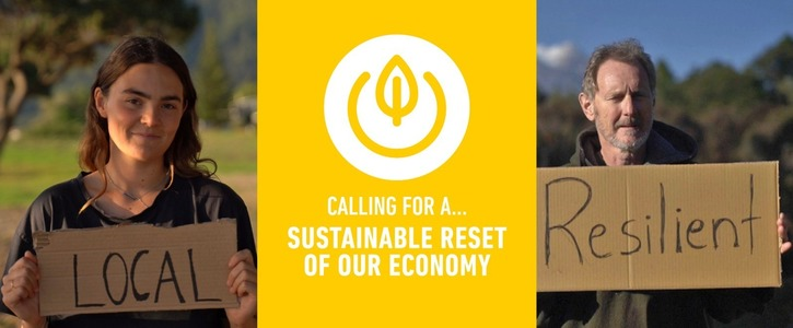COVID19: Re-set Our Economy Sustainably