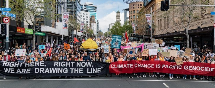 School Strike 4 Climate NZ & 4 Tha Kulture Open Letter Calls For Covid Green Response