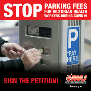 Access to Free Parking for Victorian Health Workers