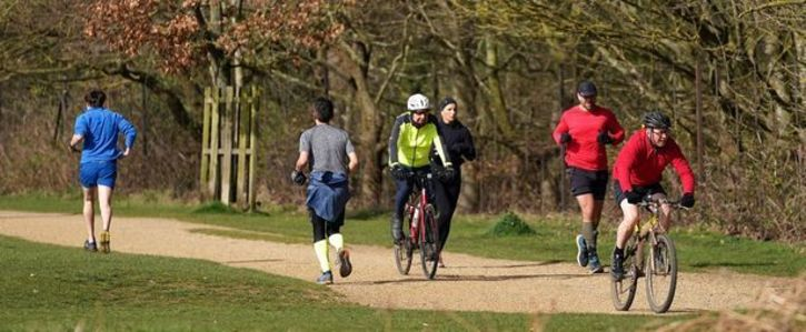 No more cars in Richmond Park - Except blue badge owners to use car-parks