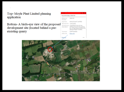 Stop the development of a dangerous asphalt plant in Burnfoot, Co. Donegal