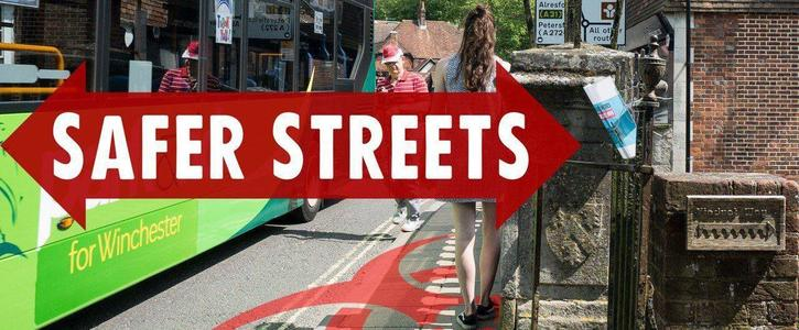 COVID -19 Safer Streets in Winchester