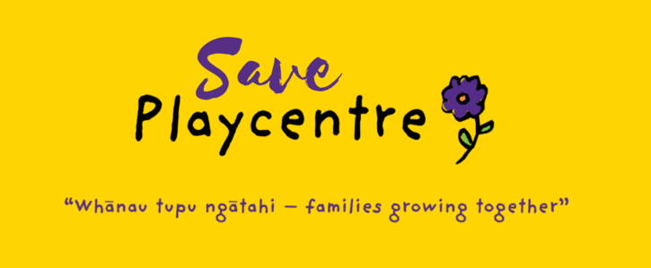 An Open Letter to save Playcentre