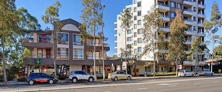 No removal of 14 parking spaces on Pacific Hwy Hornsby