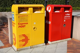 Australia Post Charges