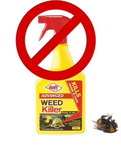 Please help to STOP ALDI Stores selling Glyphosate - cause of cancer and killer of Bees!