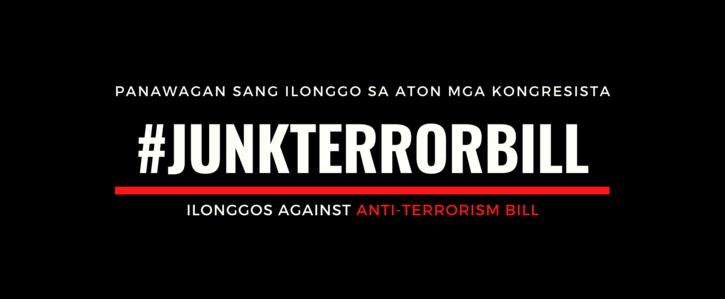 Ilonggos Against Anti-Terrorism Bill