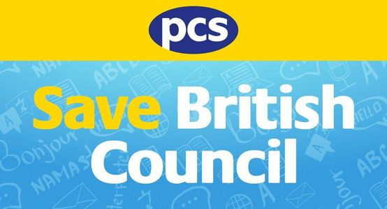 Save the British Council
