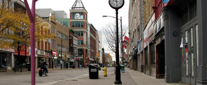 Rename Dundas St. and Dundas Place in London Ont.