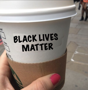 Starbucks: Allow your employees to wear #BlackLivesMatter attire